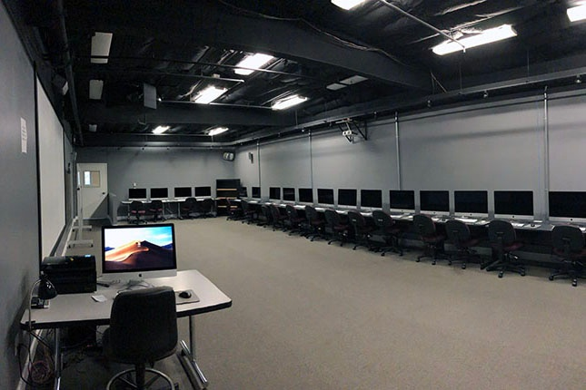 Main Editing Lab
