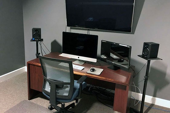 Editing Suites