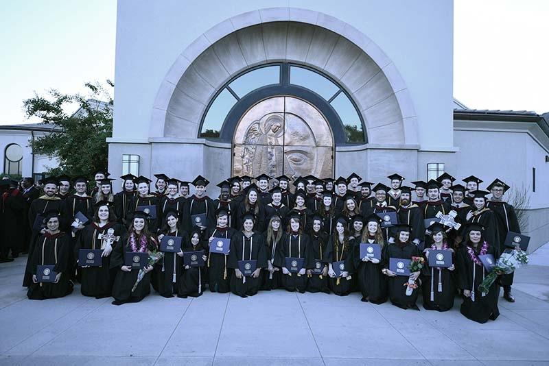 BS Graduation Photo
